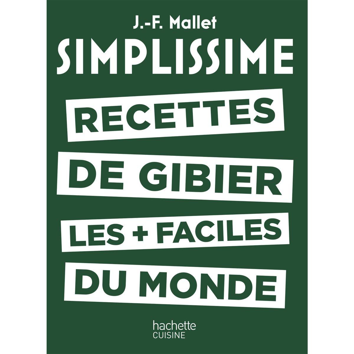 Livre HACHETTE Simplissime Les recettes (photo)