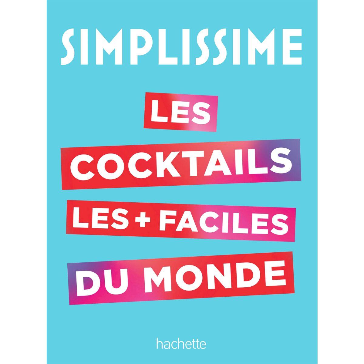 Livre HACHETTE Simplissime Les cocktails (photo)