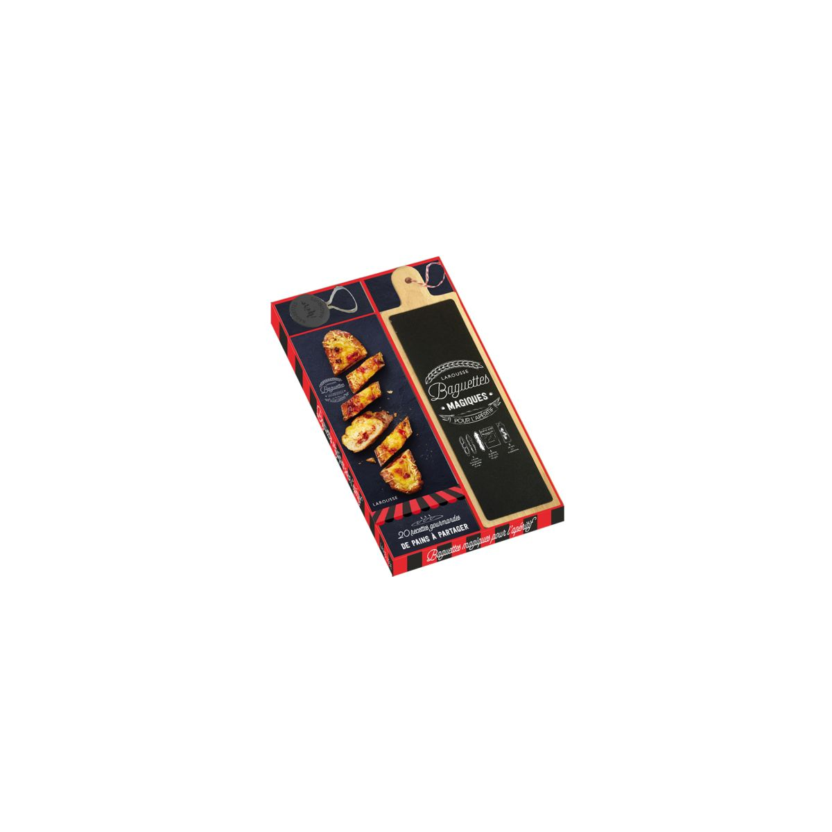 Coffret LAROUSSE Baguettes magiques (photo)