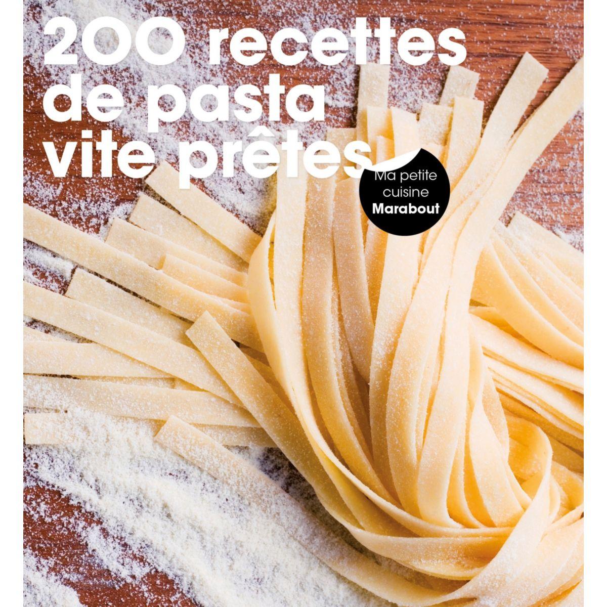 Livre MARABOUT 200 RECETTES FACILES DE P