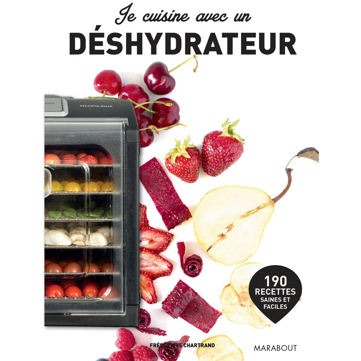 Livre MARABOUT Je cuisine avec un déshyd (photo)