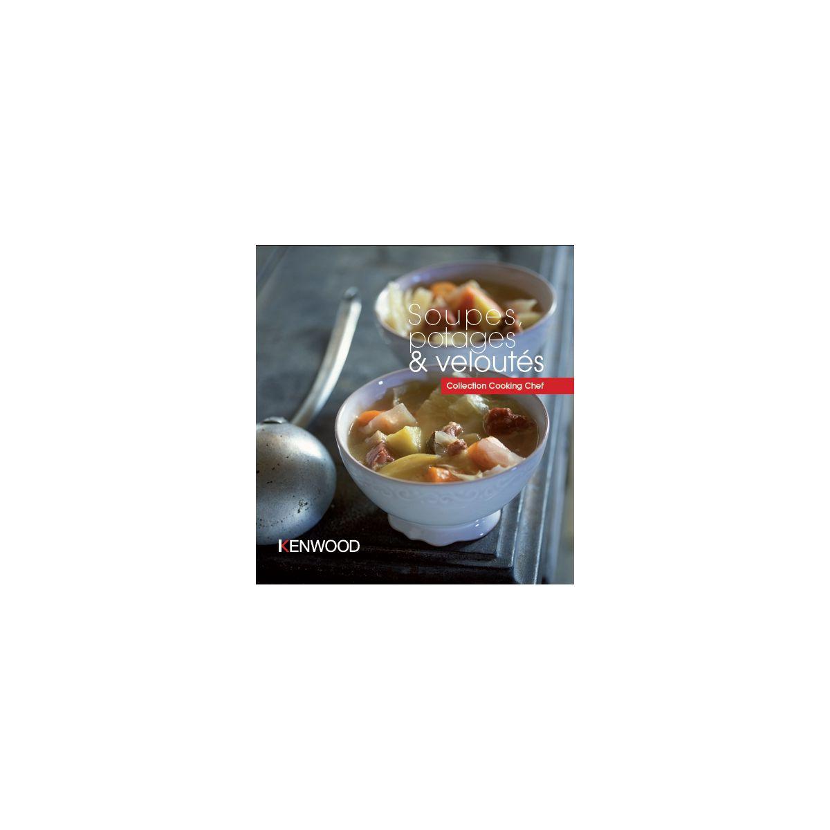 Livre de cuisine KENWOOD soupe potage et velouté