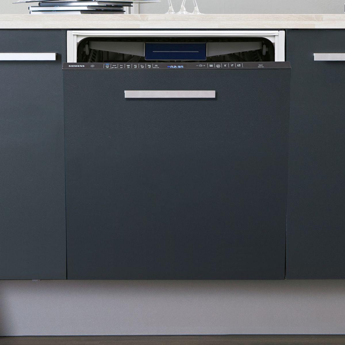 Lave vaisselle tout intÃ131©grable 60cm siemens sn658x00me